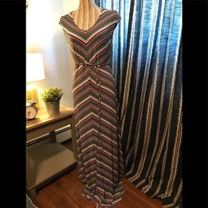 JESSICA SIMPSON Maternity Maxi Dress
